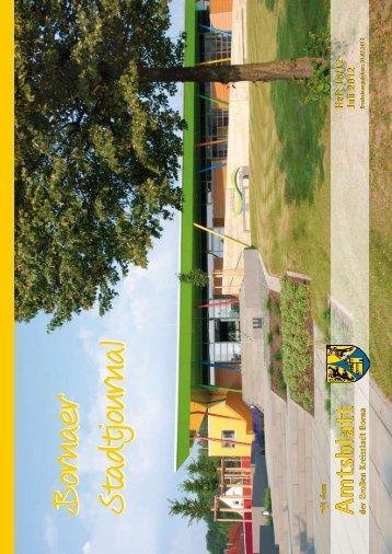 Heft 15/12 Juli 2012 Erscheinungsdatum - Druckhaus Borna