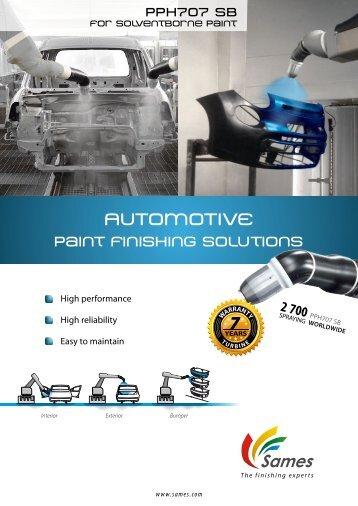 AUTOMOTIVE - Sames.com