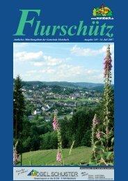 Ausgabe 149 vom 14.07.2007 - Gemeinde Morsbach