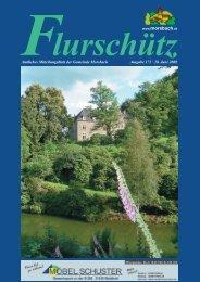 Ausgabe 173 vom 28.06.2008 - Gemeinde Morsbach