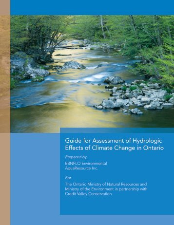 ClimateChange Assessment Guide.pdf - University of Waterloo