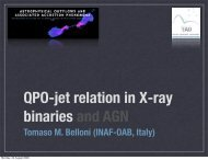 QPO-Jet relation in X-ray binaries