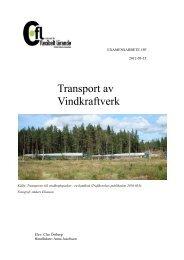 clas östberg exjobb 2012 vindkraft.pdf - CFL