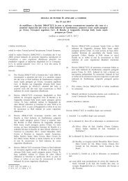 Decizia de punere în aplicare a Comisiei din 29 mai ... - EUR-Lex