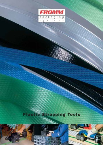 Fromm plastic tool catalog - Acme Packaging