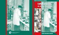 Laboratoires de chimie et biologie - Service public fédéral Emploi ...