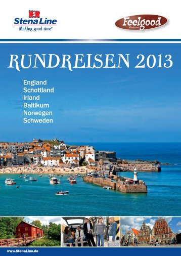 RUNDREISEN 2013 - schoenefaehrien.de
