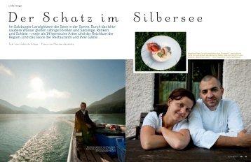 Der Schatz im Silbersee - Essen und Trinken