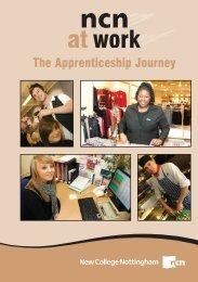 J5604 The Apprenticeship Journey - New College Nottingham