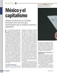 México y el capitalismo - Archipielago Libertad