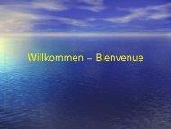 zur Präsentation des Immersionsmodells der AWO - KITA PAMINA ...