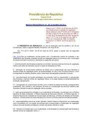 Código Florestal - Associação Brasileira de Produtores de Florestas ...