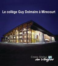 Collège Guy Dolmaire de Mirecourt - Vosges