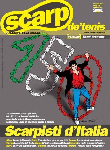 scarp150 - Caritas Torino