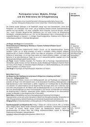 Jour fixe Bildungstheorie - Österreichisches Institut für ...