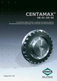 centamax - CENTA Power Transmission - Sweden