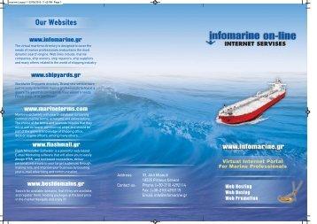 marine:Layout 1 - Infomarine On Line