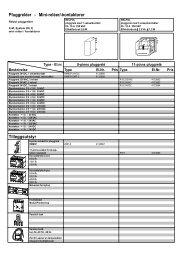 Pluggreléer - Mini-reléer/-kontaktorer Tilleggsutstyr - Moeller