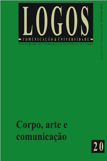 Corpo, arte e comunicação - Logos - Uerj