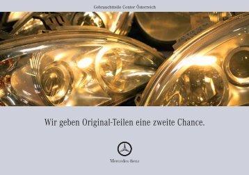 Gebrauchtteile (Page 6) - Mercedes Benz