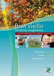 Téléchargez le guide - Vosges