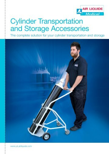 Cylinder Transportation And Storage Accessories - Air Liquide UK