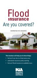 Information for consumers - Pittwater Council