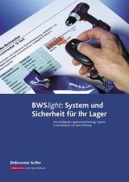 BWSlight: System und Sicherheit für Ihr Lager - Debrunner Acifer