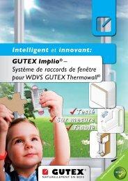 Intelligent et innovant: GUTEX Implio ... - Wonen en natuur