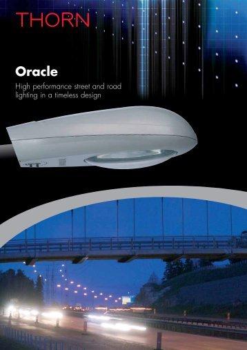 Oracle - THORN Lighting