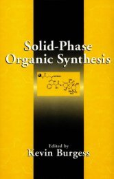 Solid phase organic