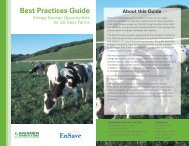 Best Practices Guide - Innovation Center for US Dairy
