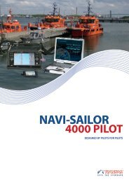 PDF Navi-Sailor 4000 Pilot brochure - Transas