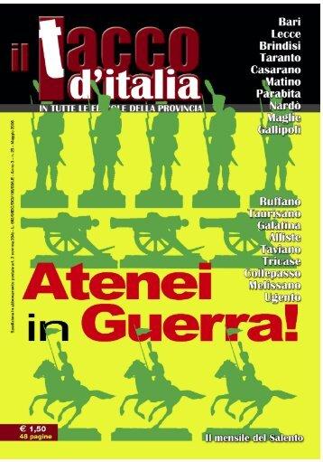 IL TACCO 25 (1) - Il tacco d'Italia