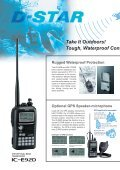 VHF/UHF DUAL BAND TRANSCEIVER - Page 2