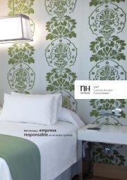 Cuenta Anuales Consolidadas - Logo NH Hoteles - NH Hotels