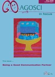 May 2008 Edition - agosci