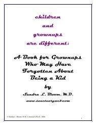 Bloom Parenting points.pdf - The Sanctuary Model