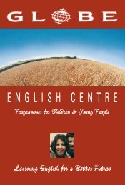 The Globe English Centre is a