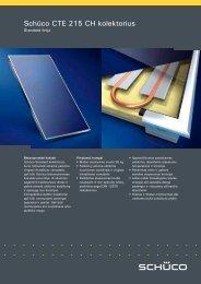 Standart-Line kolektorių brošiūra - IdejaSildymui.lt