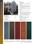 wood composite shutters - Custom Shutter Company - Page 2