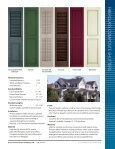 wood composite shutters - Custom Shutter Company - Page 3