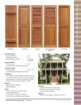 wood composite shutters - Custom Shutter Company - Page 7