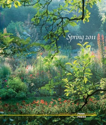 to download the Spring 2011 Catalog PDF - University of ...