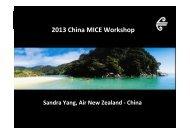 Air NZ - Tourism New Zealand