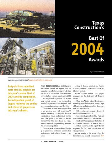 Best of Awards - Projects - PDF