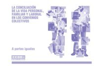La Conciliación de la vida personal, familiar y laboral en los ...