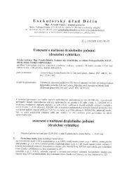 Usnesení o nařízení dražebního jednání 112 EX 1121/10-51