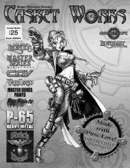 CasketWorks#25 - Reaper Miniatures