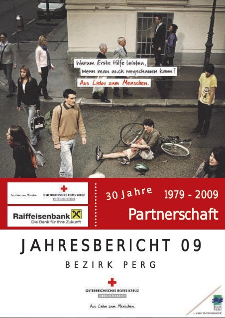30 Jahre - Rotes Kreuz